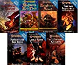 Dragonlance Warriors Series 1-7 (Knights of the Crown, Maqusta Kar-thon, Knights of the Sword, Theros Ironfeld, Knights of the Rose, Lord Soth, the Wayward Knights)