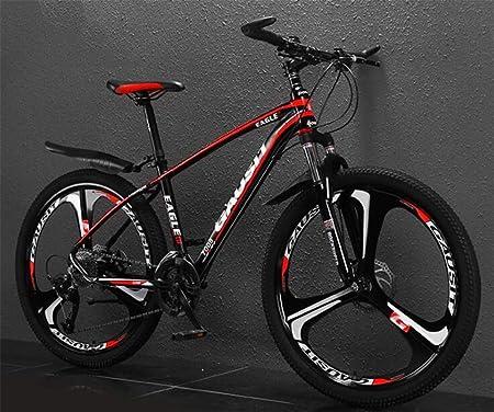 Tbagem-Yjr Bicicleta De Montaña, 26 Pulgadas De Ruedas City Road ...