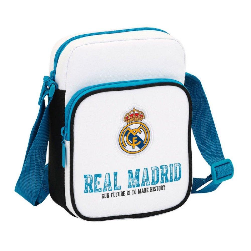 11329bd4ad Sacoche Sac à bandoulière Real Madrid club foot CR7 Ronaldo Benzema:  Amazon.fr: Sports et Loisirs