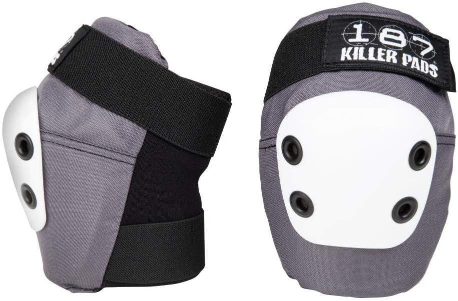 Small 187 Killer Pads Slim Black Elbow Pads