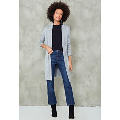 8065a025e Calça Jeans Reta Recorte Costas AZUL ESCURO/44: Amazon.com.br ...