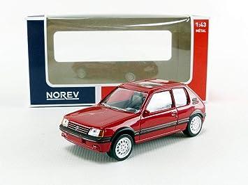 Norev - Coche en Miniatura de colección, 471713, Rojo: Amazon.es: Juguetes y juegos