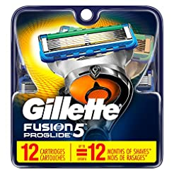 Gillette Fusion5 ProGlide Men's Razor Bl...