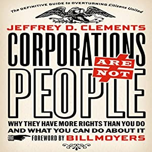 Corporations Are Not People Audiobook