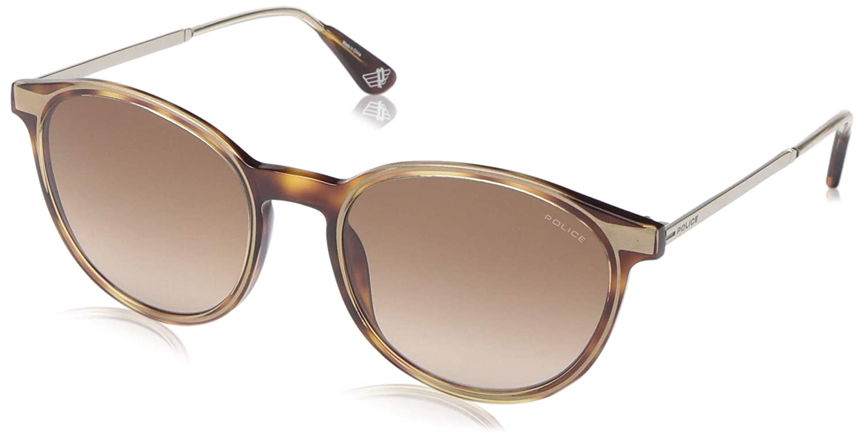 Amazon.com: Police Spl352 - Gafas de sol cuadradas para ...