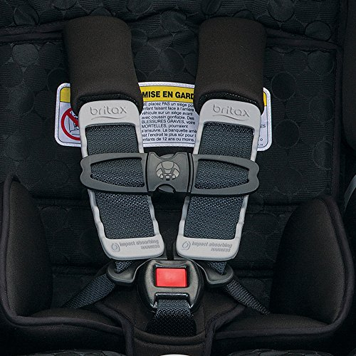Britax Boulevard ClickTight Anti-Rebound Bar Convertible Car Seat - 2 Layer Impact Protection - Rear & Forward Facing - 5 to 65 Pounds, Circa
