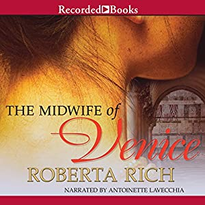 The Midwife of Venice Audiobook