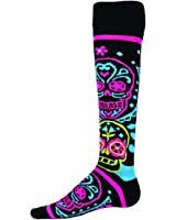 Red Lion Muertos Day Of the Dead Socks