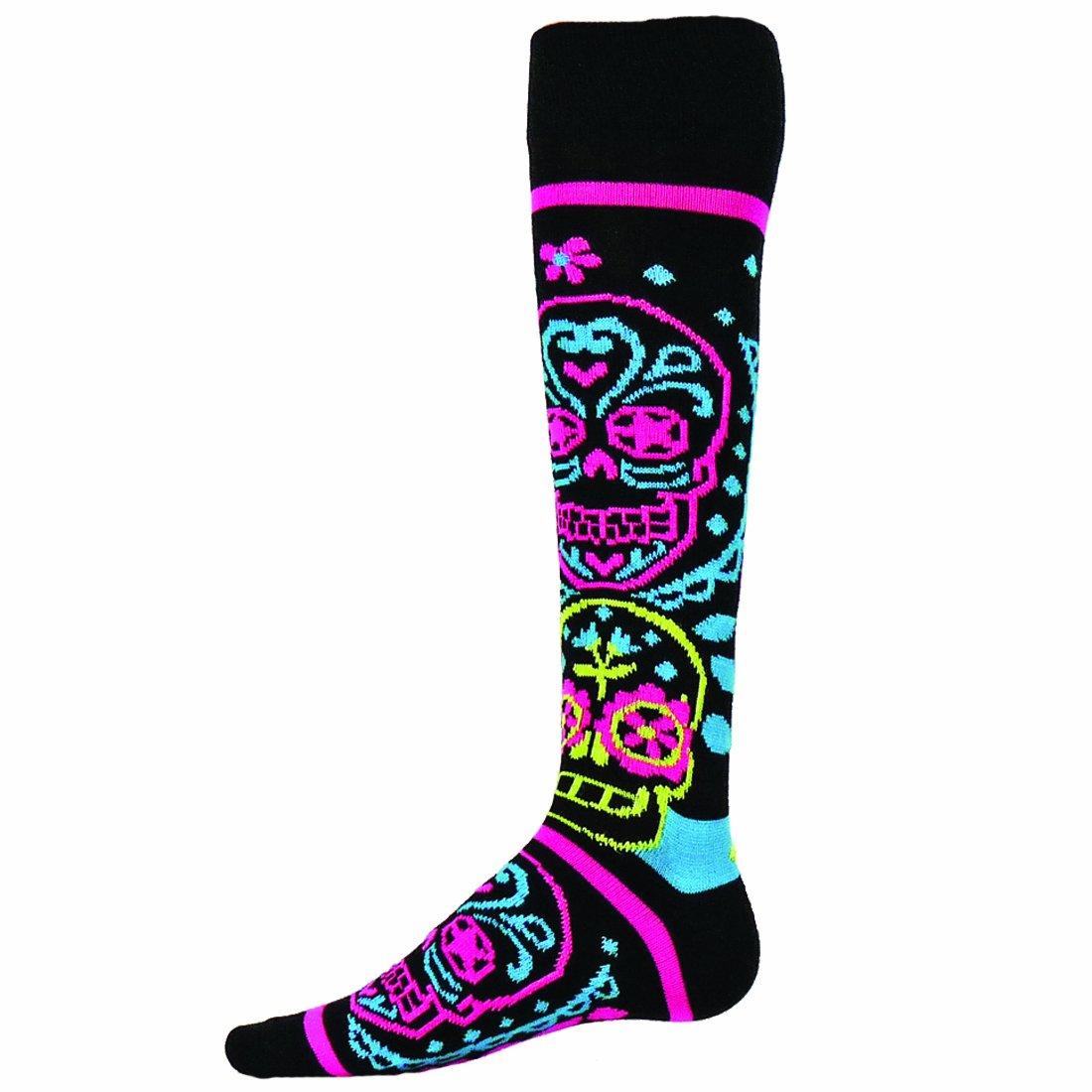 Sockup Meurtos Socks Medium Black//Multi