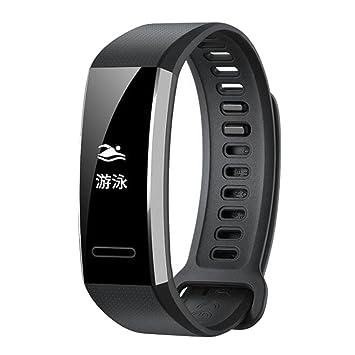 Diadia Bracelet de Rechange en Silicone pour Montre Connectée Huawei Band 2/Band 2 Pro