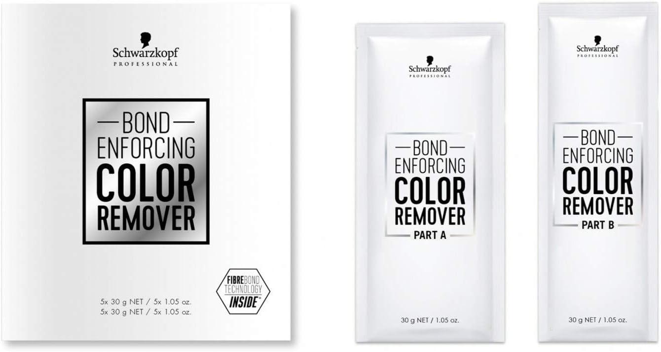 Schwarzkopf Igora Color Remover Corrector De Color 5X30G (A+B ...