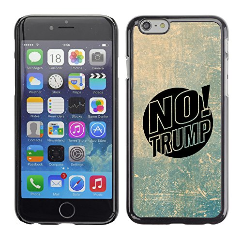 Print Motif Coque de protection Case Cover // Q04160512 Plus de trump grunge // Apple iPhone 6 6S 6G 4.7""