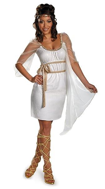Amazon.com: Disfraz de la mujer Glam Diosa Disfraz: Clothing
