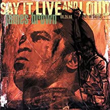 Say It Live And Loud: Live in Dallas 1968