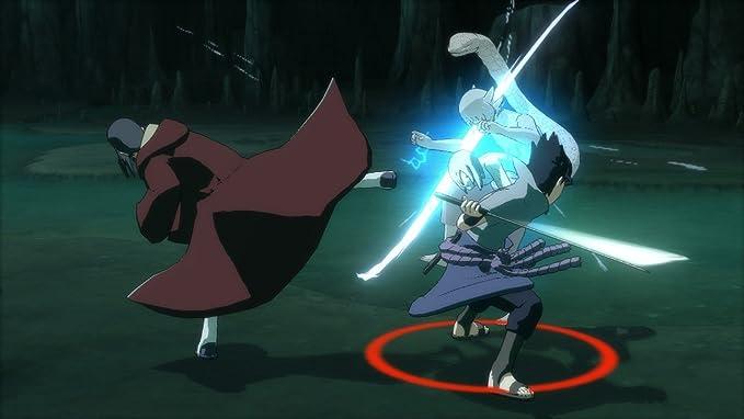 Naruto Shippuden - Ultimate Ninja Storm 3: Full Burst (Day 1 ...