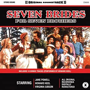 Seven Brides For Seven Brothers Soundtrack Amazon Com