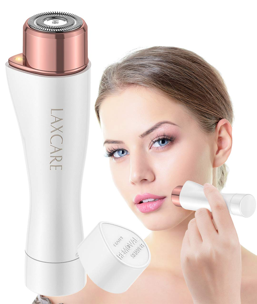 Facial Hair Removal For Women Laxcare Painless Flawless Hair