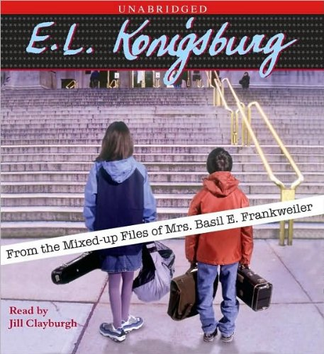 From the Mixed-up files of Mrs. Basil E. Frankweiler (text only) Unabridged edition by E.L. Konigsburg,J. Clayburgh