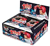 #2: 2018 Topps Baseball Series 1 Factory Sealed 24 Pack Box
