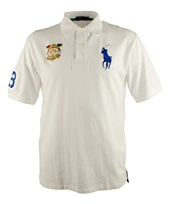 Polo Ralph Lauren Big \u0026 Tall Classic-Fit Big Pony Polo (Tall X,