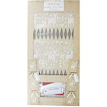 Make your own crackers nordic reindeer pattern amazon make your own crackers nordic reindeer pattern solutioingenieria Images