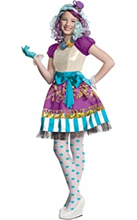 4ba5e7c9 Amazon.com: Rubies Ever After High Child Raven Queen Costume, Child ...