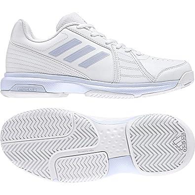 super popular 679bb abdeb adidas Damen Aspire Tennisschuhe, Weiß AeroazFtwbla 000, 40 EU