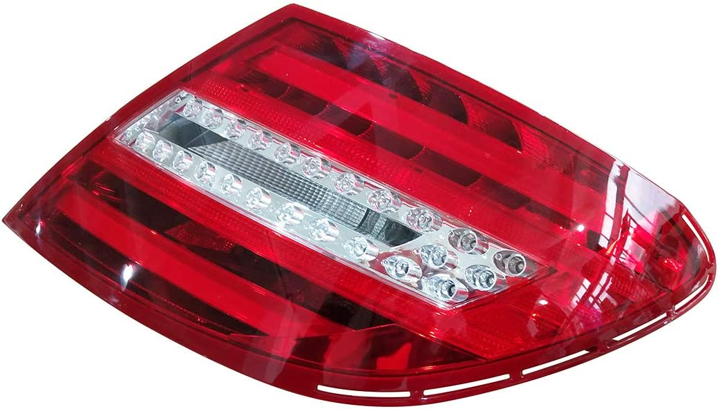 OREALLAMPE 2048202764 2049060203 R/ücklicht R/ückleuchte Beifahrerseite rechts f/ür Benz Klasse C W204 2011 2012 2013