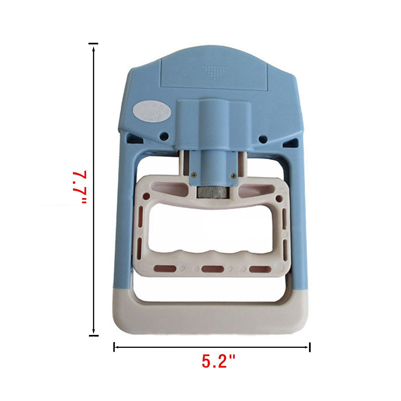 Deyard main /électronique dynamom/ètre Grip mesureur 90 kg 200 Lbs Gamme Capacit/é