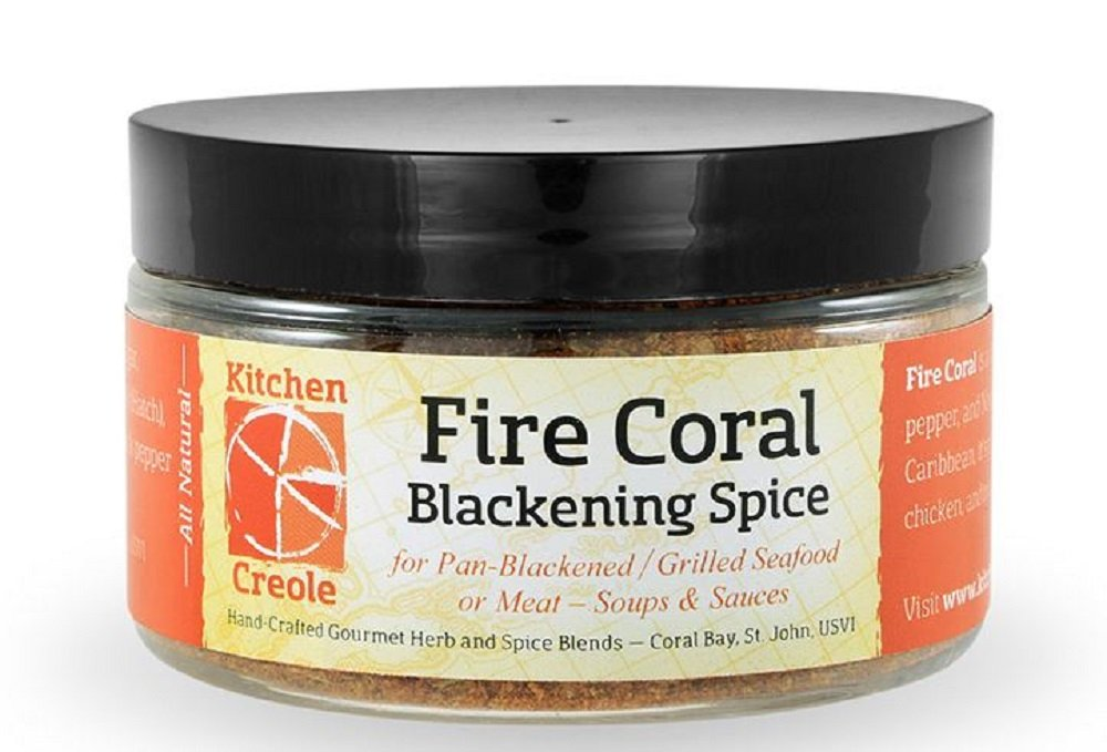 3ad975272 Amazon.com   Fire Coral Blackening Spice   Grocery   Gourmet Food