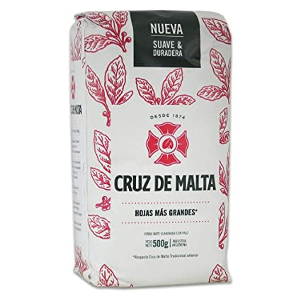 Yerba Mate Cruz De Malta 500 gr
