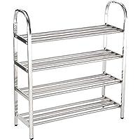 NBEST 304 Stainless Steel Shoe Rack - Shoe Storage Organiser