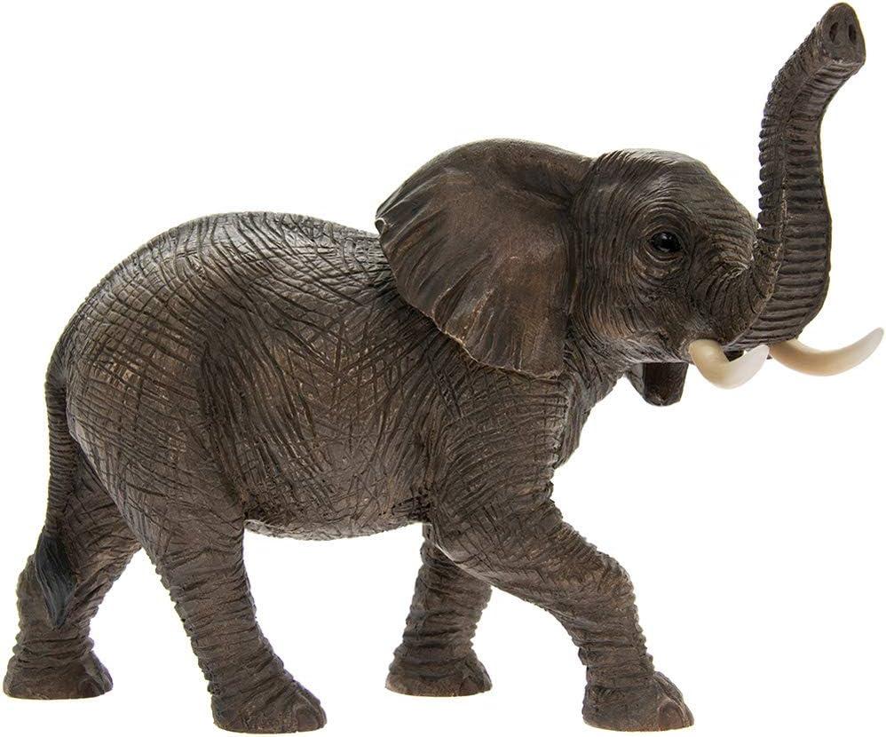 Lesser /& Pavey Out of Africa Figurine /él/éphant en r/ésine 22 cm