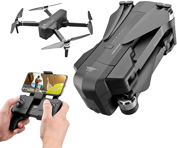 Faironly SJRC F11 GPS 5G Wifi With 1080P Camera 25mins Flight Time Brushless Selfie RC Drone Quadcopter 5G 1080P /¡/