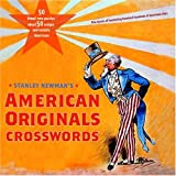 Stanley Newman's American Originals Crosswords, Stanley Newman, 0812936655