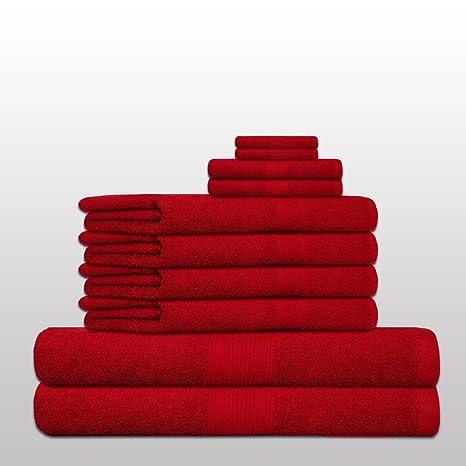Clásico juego de toallas de mano – Calidad 500 g/m² – Todos los colores