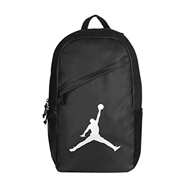 the best attitude 48f60 9f5c6 ... Sports Outdoors Nike AIR JORDAN Backpack Crossover Pack (Black) ...