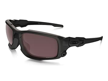 ca3834c620239 Amazon.com  Oakley SI Ballistic Shocktube Black with Prizm Lens ...