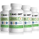 Jigsaw Health Magnesium w/SRT 240 Tablets/Bottle X 4 Bottles - Value Pack