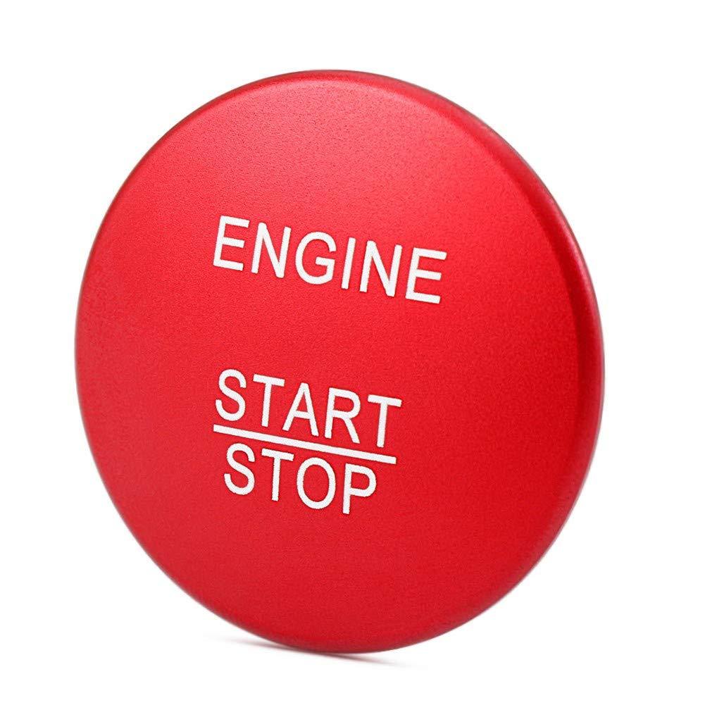znwiem Car Engine Start Stop Push Button Switch Keyless for Mercedes Benz Model W164 W205 W212 W213 W164 W221 X204 2215450714