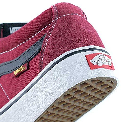 Vans TNT SG Pro tibetano rojo Skate zapatos Tibetan Red