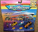 Micro Machines Road Work #23 Collection