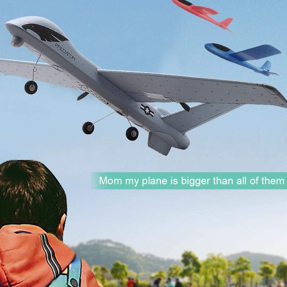dron para adultos y ni/ños iluminaci/ón LED Mini avi/ón teledirigido 2.4 G RC con control remoto 20 minutos de tiempo de vuelo para principiantes para principiantes