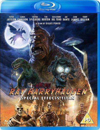 Ray Harryhausen - Le Titan des effets spéciaux / Ray Harryhausen: Special Effects Titan (2011) [ Origine UK, Sans Langue Francaise ] (Blu-Ray)