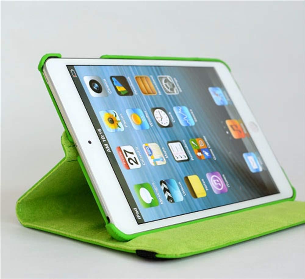 Stylus Pluma inShang 10.2 Inch iPad Fundas Soporte y Carcasa para,360 Grados de rotacion,Smart Cover Multiples Funciones PU Funda con la Funcion Inteligente de sueno-Despertar