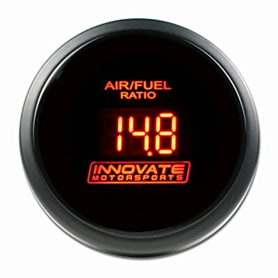 Innovate Motorsports 3794 DB RED Wideband Gauge Only 0-5 volt Input Linear (2 1/16 52mm): Automotive [5Bkhe0405338]