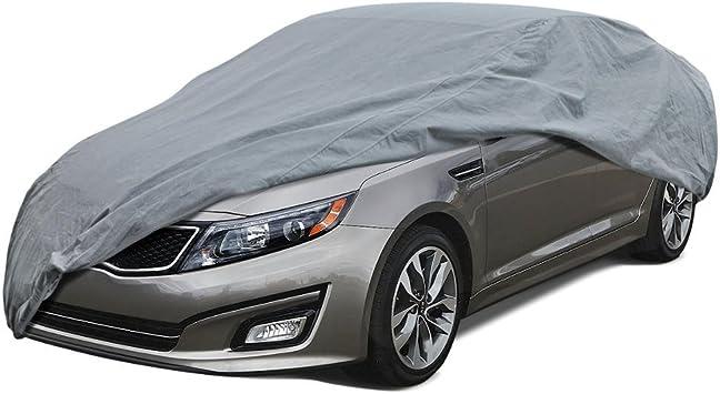 Ford S-Max Heavy Duty Impermeable Transpirable Coche Cubierta de protección UV al aire libre