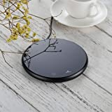 Coffee Mug Warmer, Electric Beverage Warmer Plate with Timer 2 Temperatures Settings for Office Home, Tea Water Milk…