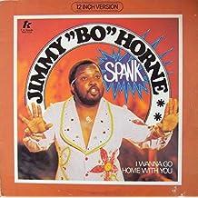 """Jimmy """"Bo"""" Horne: Spank [Vinyl]"""