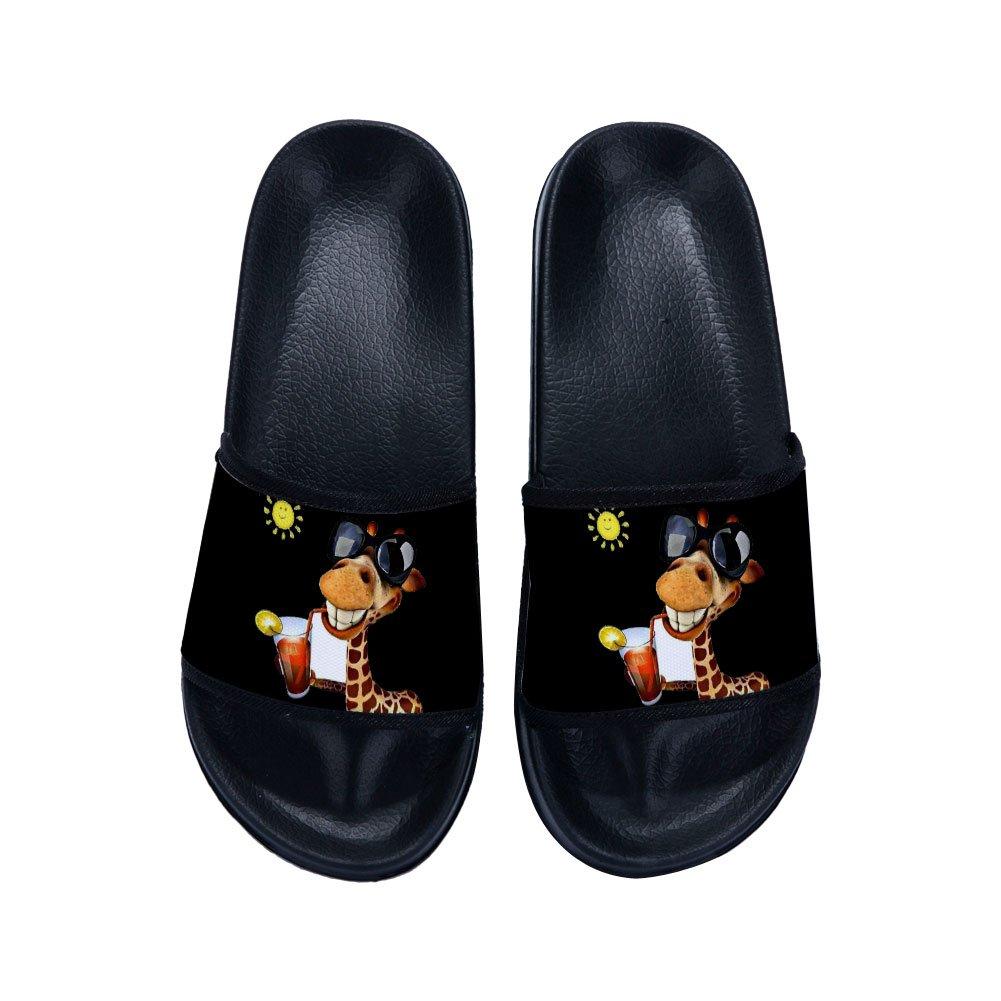 Drew Toby Premium Stylish Beach Sandals Boys Girls Bath Slipper Anti-Slip for Indoor Home House Sandal